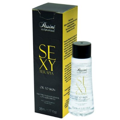 Òleo massagem sensual hot sexy terapia 35ml Pessini