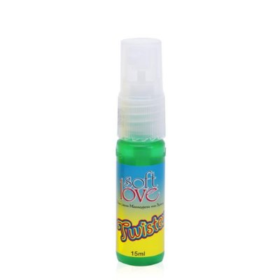 Twister funcional jatos 5x1 15ml Soft Love