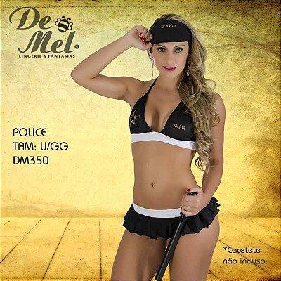 FANTASIA FEMININA DE MEL POLICE