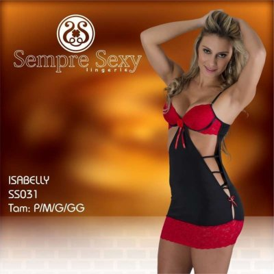 CAMISOLA SEMPRE SEXY ISABELLY