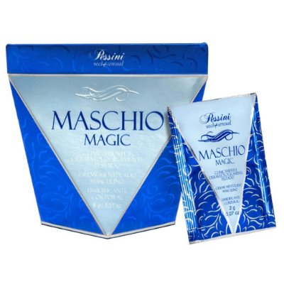 Maschio magic creme excitante masculino 6g Pessini