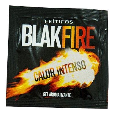 Sachê blak fire calor intenso gel comestível 5g Feitiços