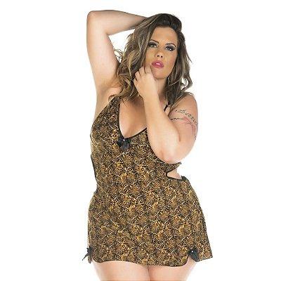 Camisola sensual plus size lú Pimenta Sexy