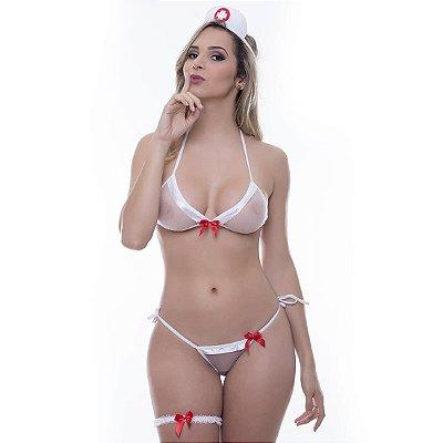 Kit mini fantasia doutora sexy Sensual Love