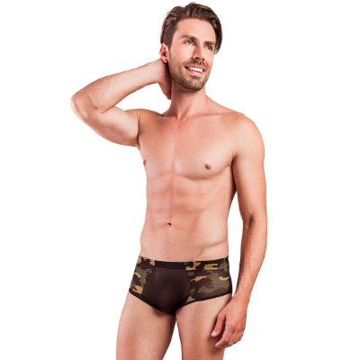 Cueca sexy sunga militar Hot Flowers