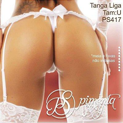 Tanga com liga Pimenta Sexy