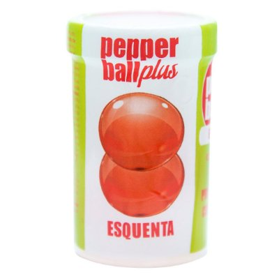 Pepper ball plus esquenta dupla 3g Pepper Blend