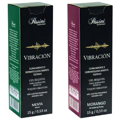 Vibracion Toques Vibrantes Aromático 15g Pessini