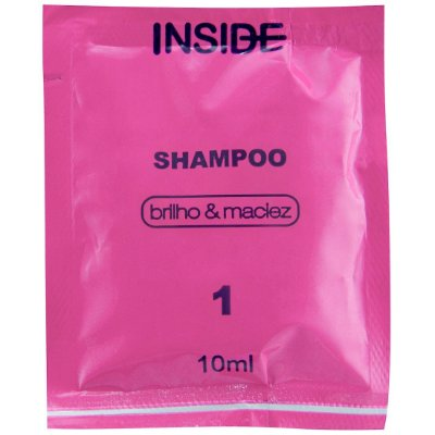 Sachê Shampoo 10ml Inside