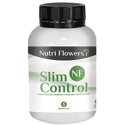 Slim Nf Control Suplemento Vitamínico 60 Cápsulas HOT FLOWERS