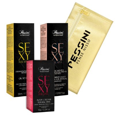 KIT SEXY TERAPIA NECESSAIRE PESSINI