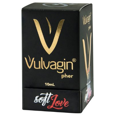 PERFUME INTIMO VULVAGIN 10ML SOFT LOVE