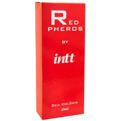 RED PHEROS PERFUME MASCULINO 25ML INTT