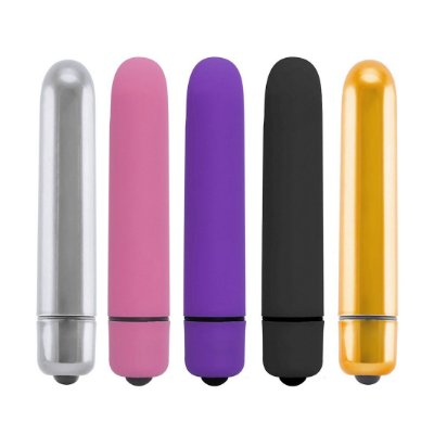 VIBRADOR POWER BULLET 9CM X 1,8CM GTOYS
