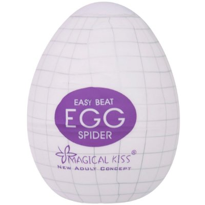 EGG SPIDER EASY ONE CAP MAGICAL KISS