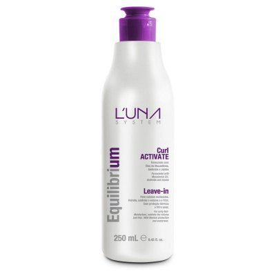 Leave-in para Cachos Luna System Curl Activate