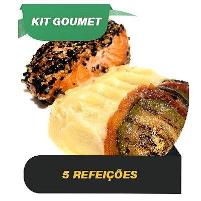 Kit Gourmet - 5 Refeições