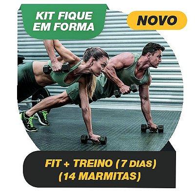 KIT FIQUE EM FORMA - 14 Marmitas