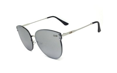 Óculos de Sol SunHot MT.011 Silver Grey