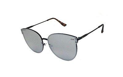 Óculos de Sol SunHot MT.011 Frosted Grey