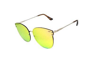 Óculos de Sol SunHot MT.011 Silver Rose