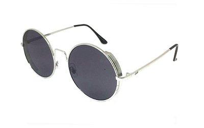 Óculos de Sol SunHot MT.017 Silver Black