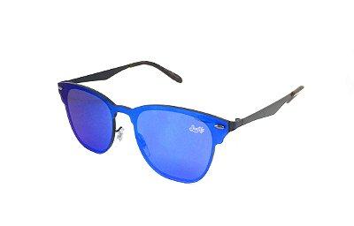 d3a678f71 Óculos de Sol SunHot MT.019 Frosted Blue