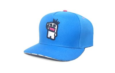 Bone SunHot SnapBack ''Big Mouth'' Azul Turquesa