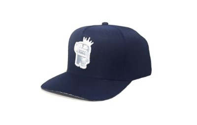 Bone SunHot SnapBack ''Big Mouth'' Azul Royal