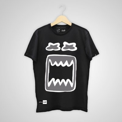 Camiseta SunHot ''Big Mouth 2.0'' Preta