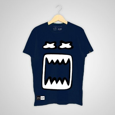 Camiseta SunHot ''Big Mouth 2.0'' Azul Marinho