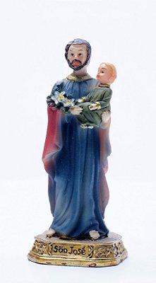 Imagem de São José - 9cm - Resina