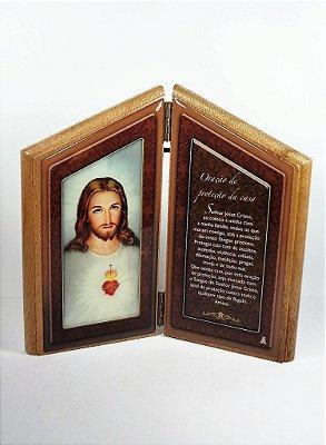 Oração de Mesa - Sagrado Coração de Jesus