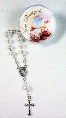 Dezena Pérola Branca - Lembrança Batizado