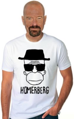 CAMISETA HOMERBERG