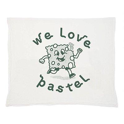 We Love Pastel - Pano de Prato
