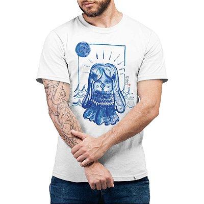 Amabie #cestabasica - Camiseta Basicona Unissex