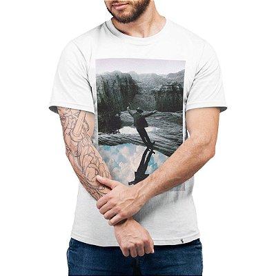 Desandar #cestabasica - Camiseta Basicona Unissex