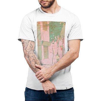 Amanhã #cestabasica - Camiseta Basicona Unissex