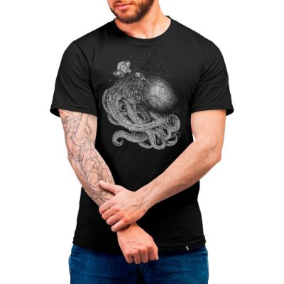 Contato - Camiseta Basicona Unissex