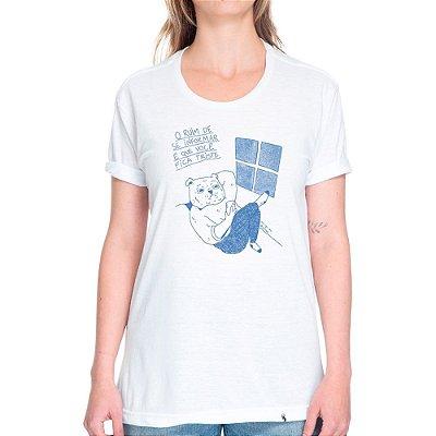 O Ruim de se Informar - Camiseta Basicona Unissex