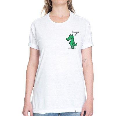 Imunizadah - Camiseta Basicona Unissex