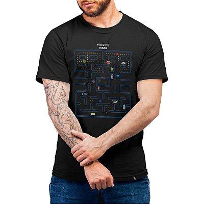 Vaccine Wars - Camiseta Basicona Unissex