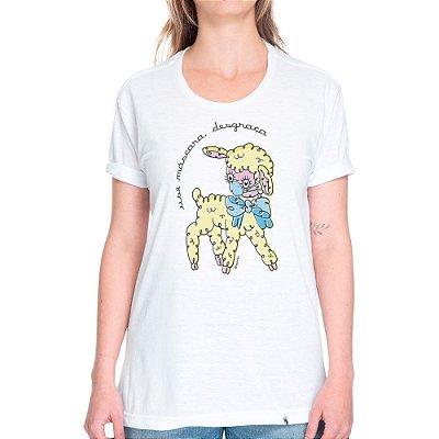 Use Máscara Desgraça - Camiseta Basicona Unissex