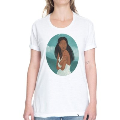 Vacina: já estou pronta - Camiseta Basicona Unissex
