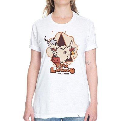 Turma da Lactação - Camiseta Basicona Unissex