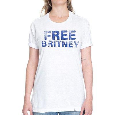 Free Britney - Camiseta Basicona Unissex