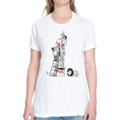 Borba Gato - Camiseta Basicona Unissex
