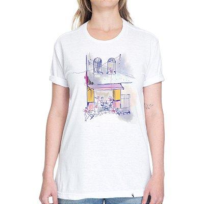Quando Era Assim - Camiseta Basicona Unissex