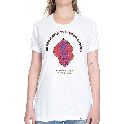 Clitoris - Camiseta Basicona Unissex